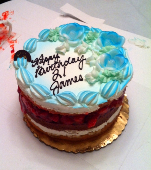 Birthdays affinity archives happy birthday 21 james in retrospect thats a rather interesting phrase thecheapjerseys Images